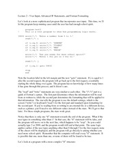 Fortran_Lecture_2