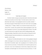 Narrative Essay draft2