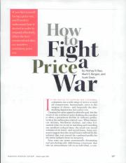 How to fight a price war.pdf