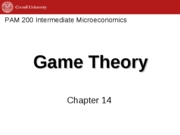Game Theory_Presentation