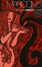 Maroon 5 - Songs about Jane Book
