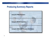 Producing+Summary+Reports