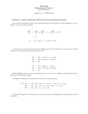 ECON 222 Winter 2011 Assignment 3 Solutions