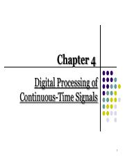Chapter4 - Digital Processing of Continuous Time Signals.pdf
