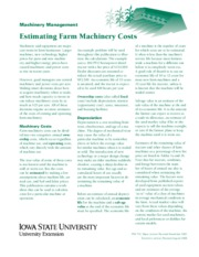 IA Farm Machinery Cost PM710