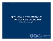 7 Upweeling Downwelling Thermohaline Circulation