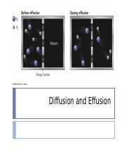 Diffusion and Effusion.ppt