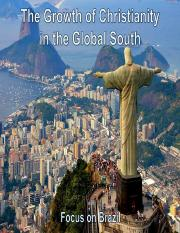 3.30 Contemporary Christianity in Brazil.ppt