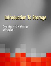 Introduction to SAN Storage.ppt