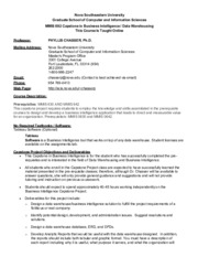 MMIS 692 Capstone in BI Syllabus(4)