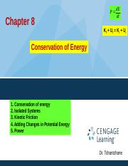 PHYS141_Autumn2014_Lectures_chapter_8.ppt