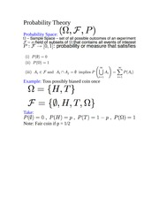 MGMT 1050-Probability Theory