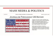 Lecture 02- History of the Media in US Politics and Modes of Communication