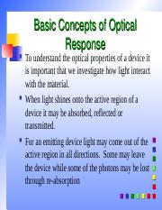 Optical response - introduction.ppt