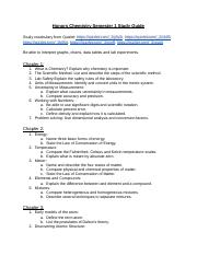 Honors Chemistry Semester 1 Study Guide.docx