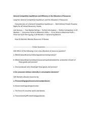 ECON003 - Lecture Notes 1