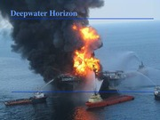 Deepwater Horizon lessons learned