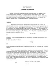 Phys_23_T1_Thermal_expansion