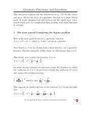 Completing_the_Square_and_Zeros_of_Quadratic_functions