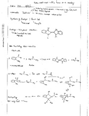 Chem 242 Lecture 8-08-11