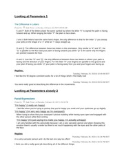 Unit 2 Lesson 3 Discussions