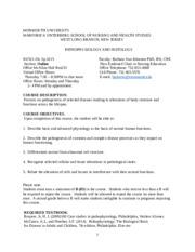 Case Study   April