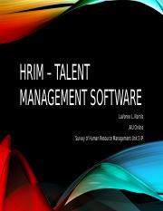 MGMT315_U3IP_Talent Management Software.pptx