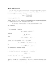 Homework 11 Solution Spring 2013 on Advanced Multivariable Calculus
