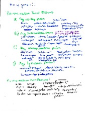 Notes for Endomembrane System 01.04.13