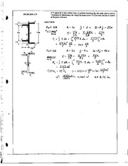 733_Mechanics Homework Mechanics of Materials Solution