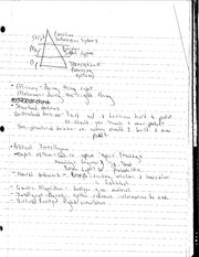 Neural Networking Notes