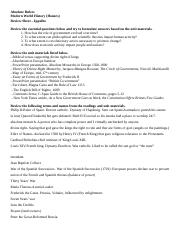 Review Sheet - Absolute Rulers(1)