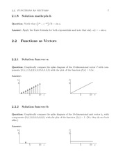 Fund Quantum Mechanics Lect & HW Solutions 25