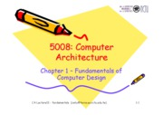 Lecture_01_Fundamentals of Computer Design
