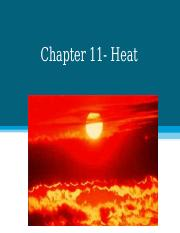 Chapter 11- Heat.ppt