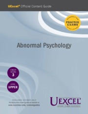 Exam_Content_Guide_Abnormal_Psychology