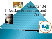 Ch. 28 Infection Control
