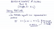 2. Review Of Signals And Systems - Part II