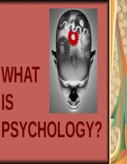 1_Introduction to Psychology 2016