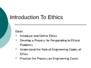 27 H191 W08 D01 1-1 V1.1 - Engineering Ethics
