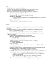 PSYCH 001 Notes 6