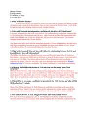 ch 3 sec 3 one 1 what is manifest destiny a it was the widely rh coursehero com guided reading manifest destiny answer key lesson 2 guided reading activity manifest destiny answers