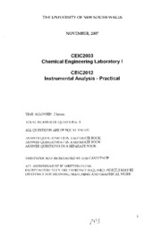 Exam Chem Lab2007