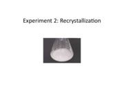 Recrystallization Handout