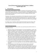 PhD Dissertation Proposal and Final Defense Guidelines.doc