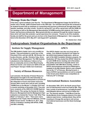 ManagementDeptNewsletter2011