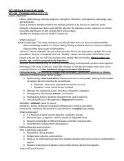 Pathology-Maddie-Block 1 Exam Study Guide.docx