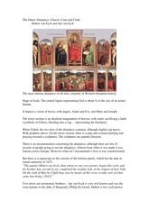 Notes on The Ghent Altarpiece