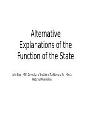 Lecture 5 - Mill and Marx on the State(1).pptx