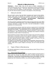 Notes - Robotics.pdf